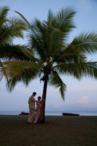 Destination Wedding Osa Pennisular Costa Rica