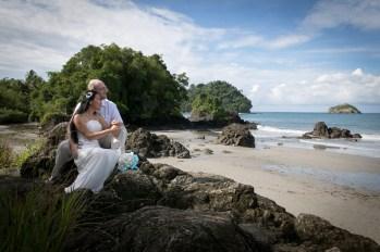 HoneyMoon Photography In Manuel Antonio Costa Rica by John Williamson Photography