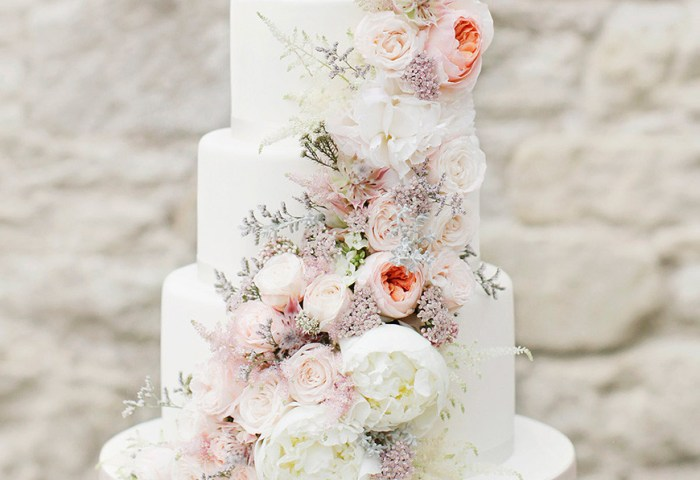 9 Beautiful Wedding Cake Ideas In 2018 Weddingplannercouk