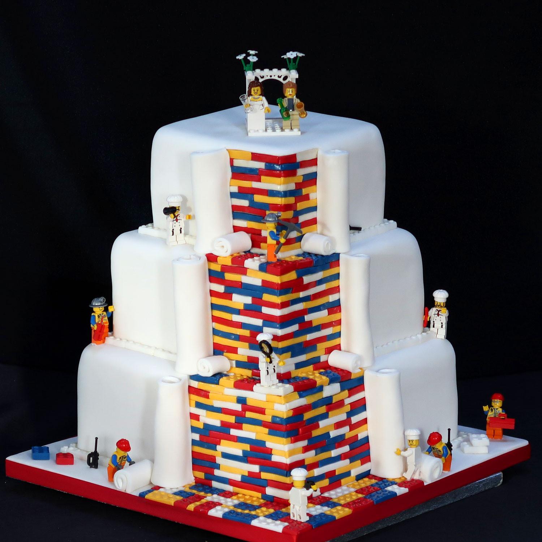 9 Beautiful Wedding Cake Ideas In