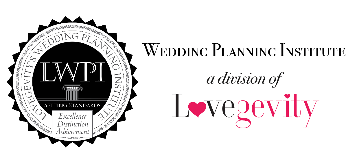 About Lovegevity's Wedding Planning Institute