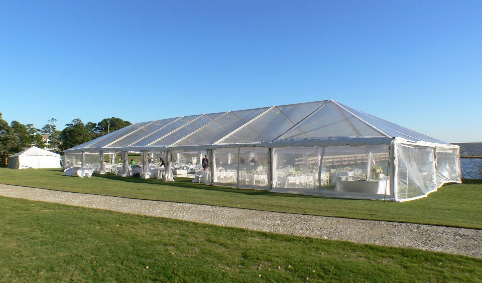 most suitable large outdoor tent and make your event as memorable and successful