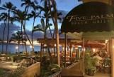 5 Palms Sunset Wedding and dinner Venue