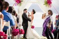 5 Pams Weddings on Maui right on the beach