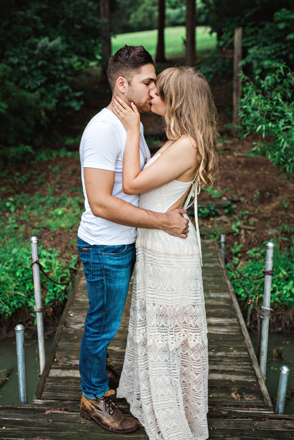 Cedarwood Wedding Photographer | Historic Cedarwood Engagement Session in Nashville