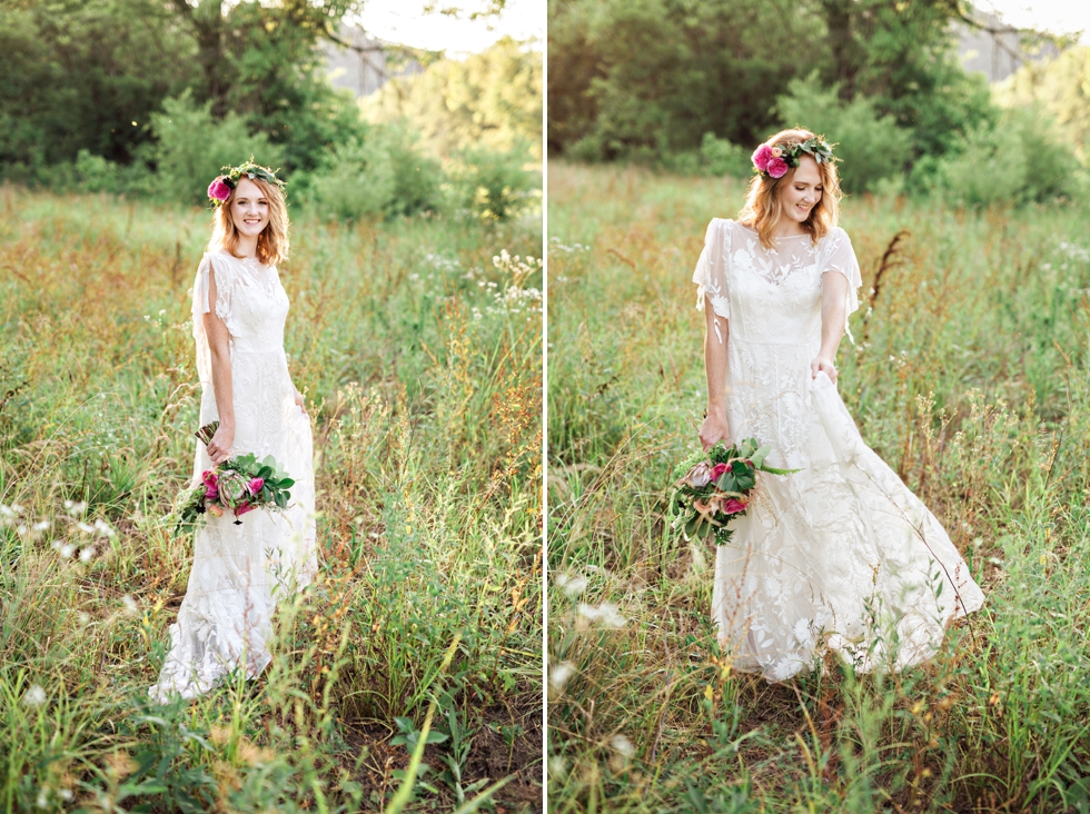 Nashville Wedding Photographer at Green Door Gourmet Boho Tipi