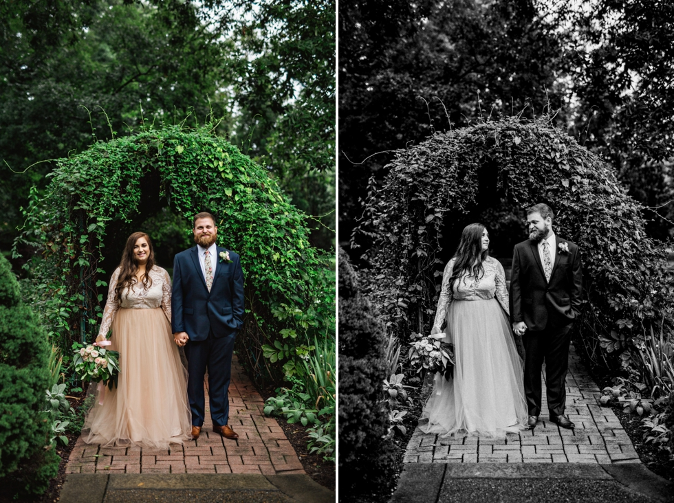 Riverwood Mansion Elopement Wedding Photography