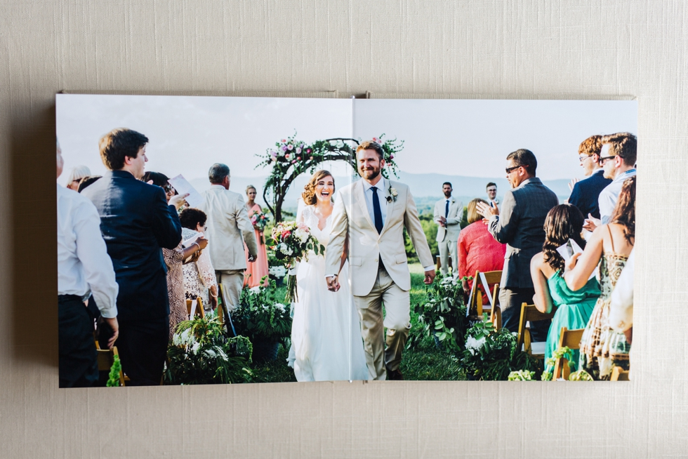 Fine Art Wedding Photographer Wedding Albums