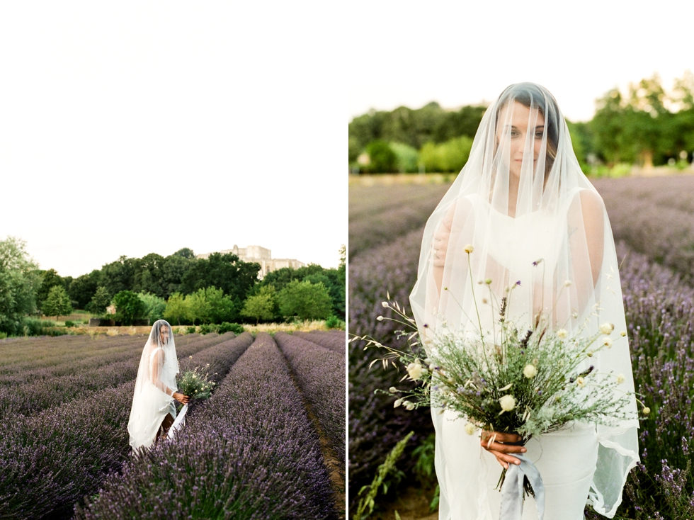 Lavender Field Provence France Wedding Photographer