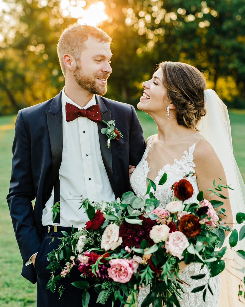 Garden Wedding in Nashville