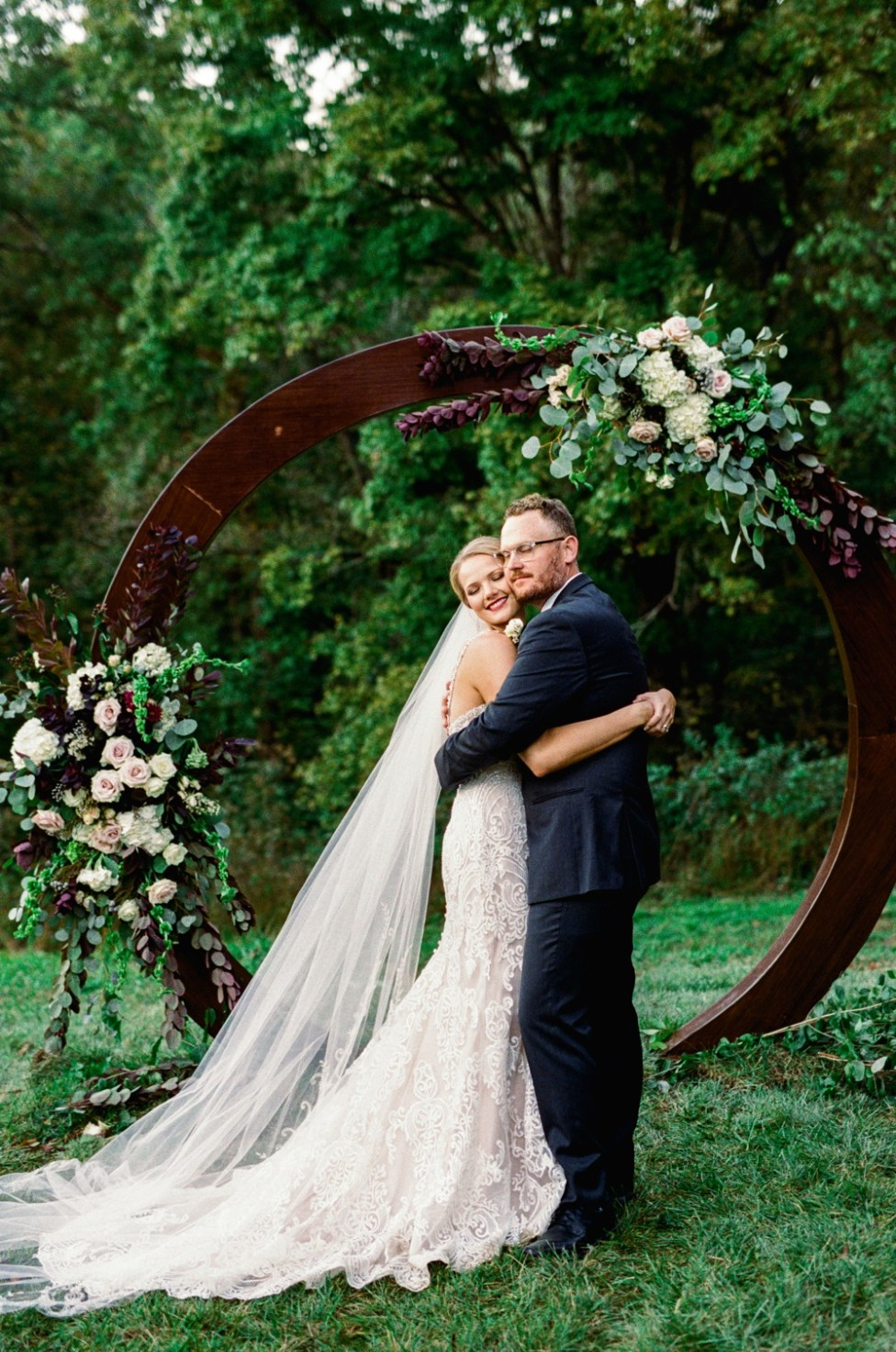 Nashville Wedding at Family Home