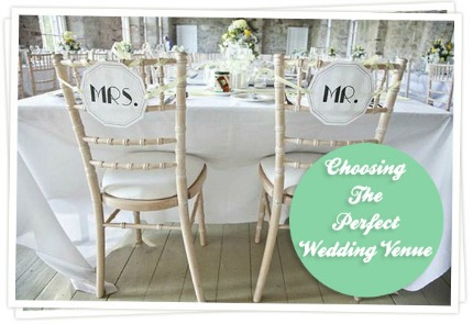 wedding venue via one fab day