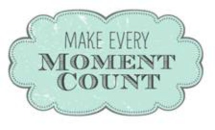 Michael's Make Every Moment Count Scrapbook Challenge