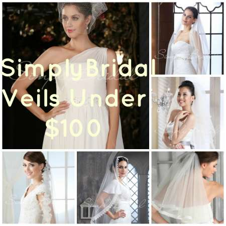Simply Bridal Wedding Veil Giveaway