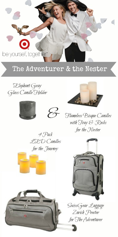 Target Wedding Registry for The Adventurer and the Nester weddings.craftgossip.com