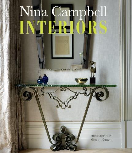 Nina Campbell Interiors Cover