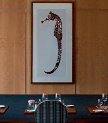 Nina Campbell Interiors A Fishy Tale