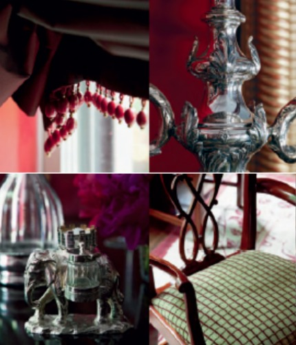 Nina Campbell Interiors Memories of 19th Century New York Details