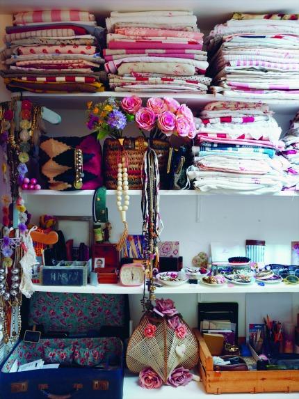 Living Life Beautifully by Christina Strutt Pretty Fabrics