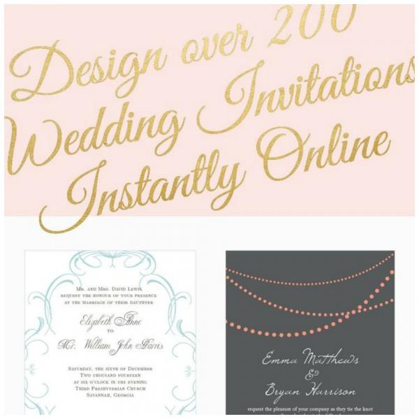 Make Your Own Wedding Invitations Ideas: Design And Customize Your Own Wedding Invitations