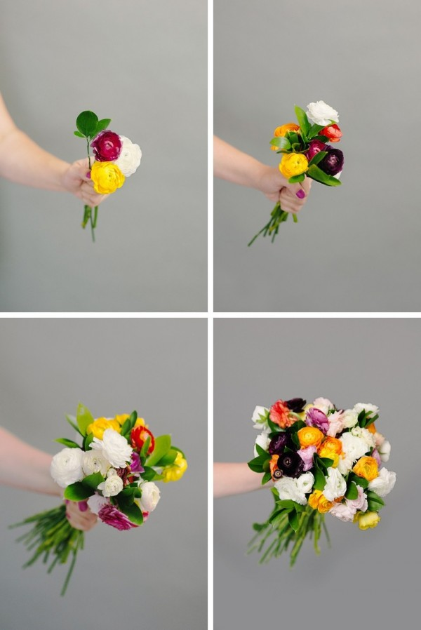 How To Create Your Wedding Bouquet