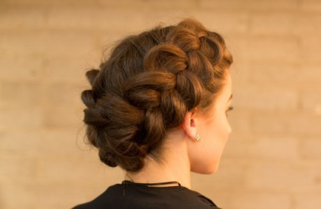DIY Wedding Hairstyle – Double Dutch Braid