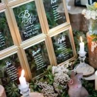 Dollar Tree DIY Wedding Seating Chart