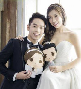 DIY Cute Wedding Plushie Dolls