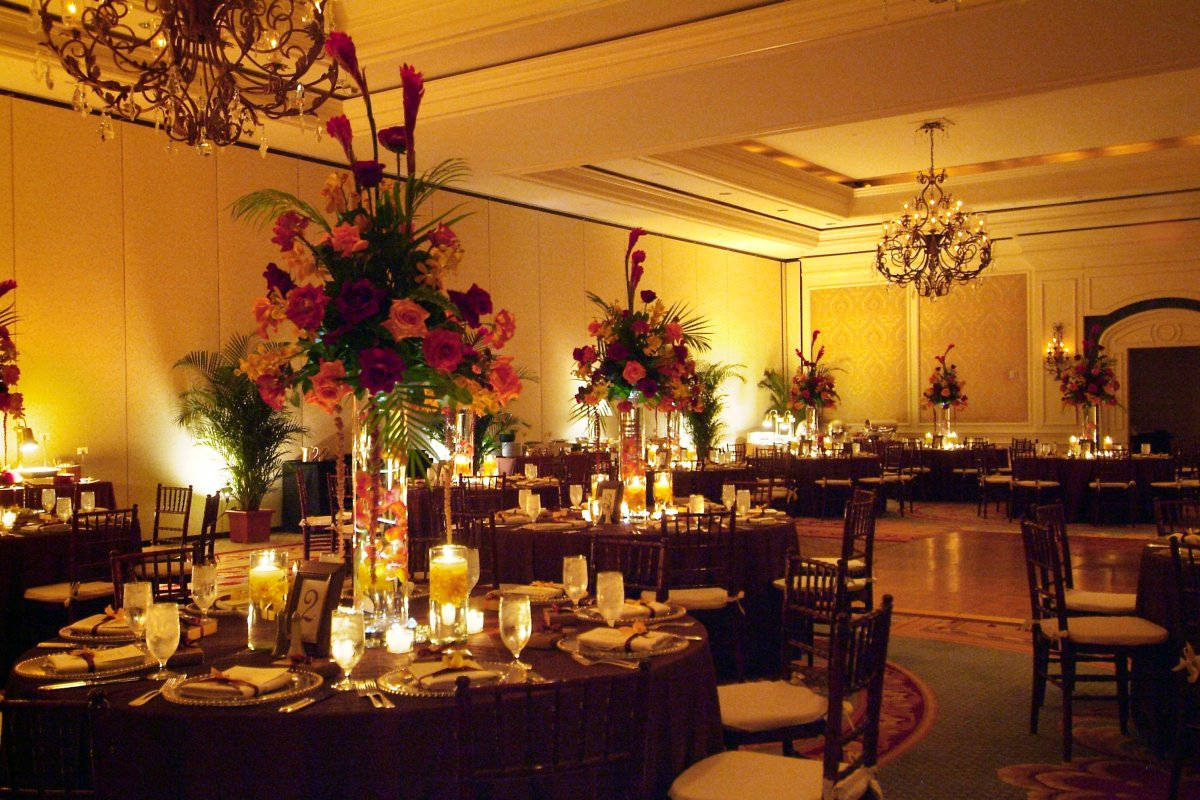Sarasota Ritz Carlton Wedding-Healing Garden   Sarasota Wedding Flowers