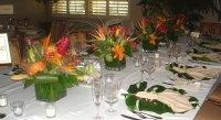 Siesta Key Wedding: Beautiful Tropical Theme