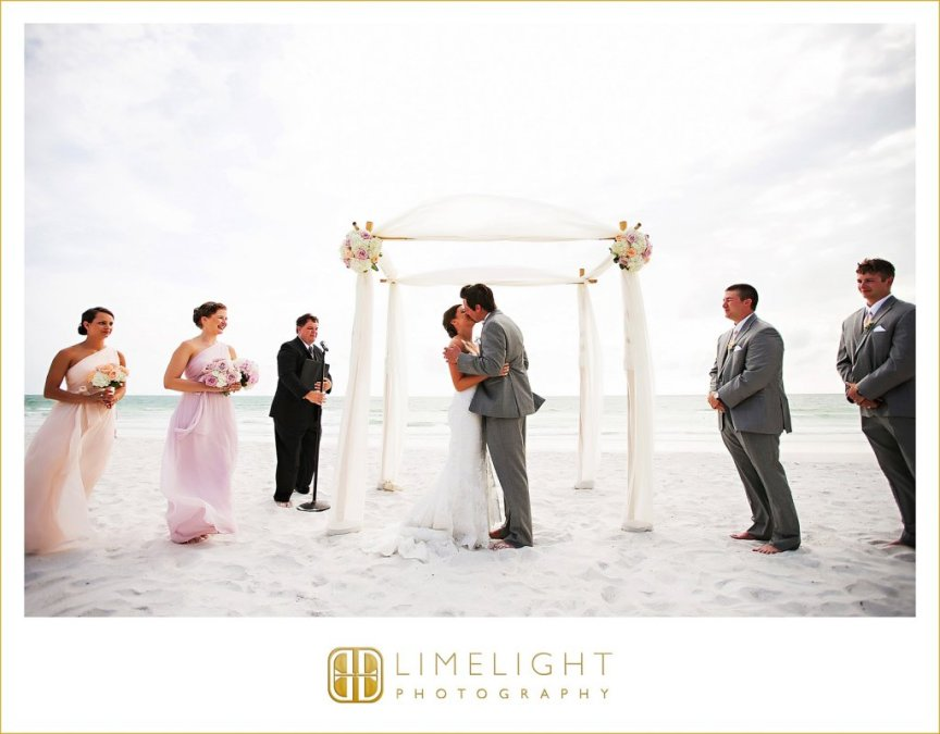 Sarasota Beach Wedding - Ritz Carlton