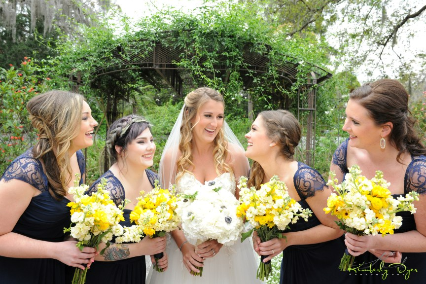 Beautiful Selby Garden Wedding