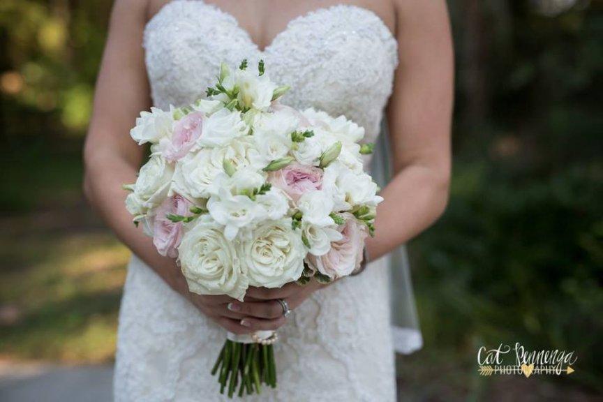 Bridal Garden Look Bouquet