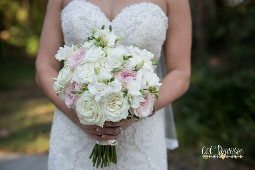 Bridal Garden Look Bouquet