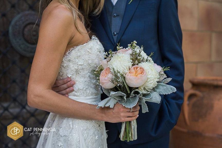 Blush Tone Bridal Bouquet