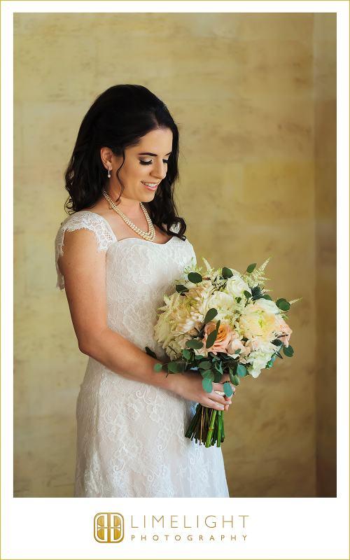 Garden Bridal Bouquet