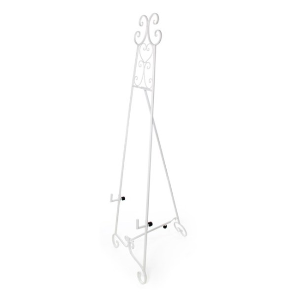 XL White Easel For Hire