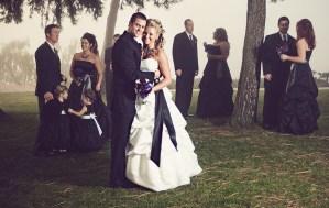 San Clemente Wedding Group Shot