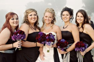 San Clemente Wedding Bridal Party