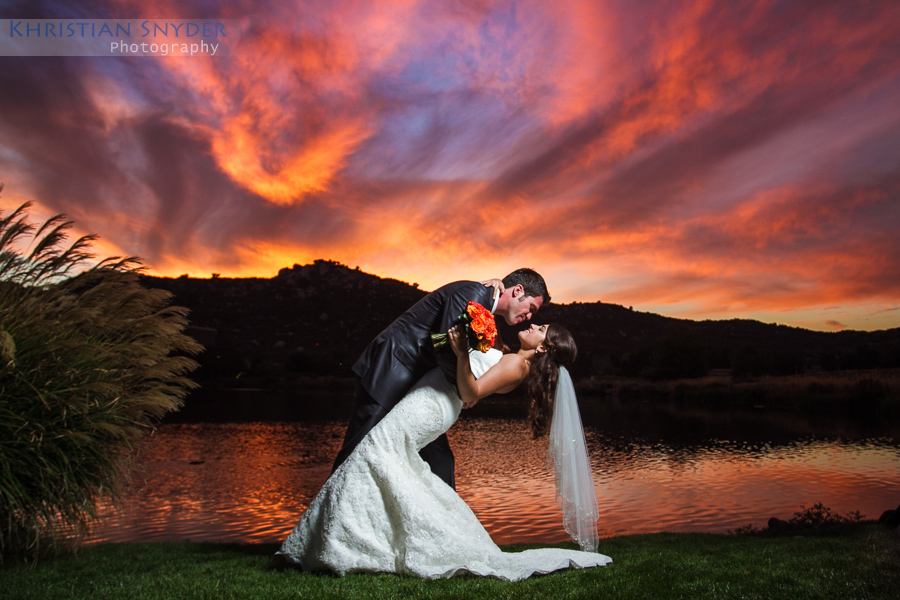Barona Casino Wedding