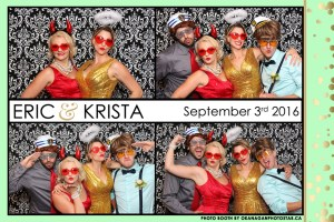 Okanagan Photo Star Booth Wedding