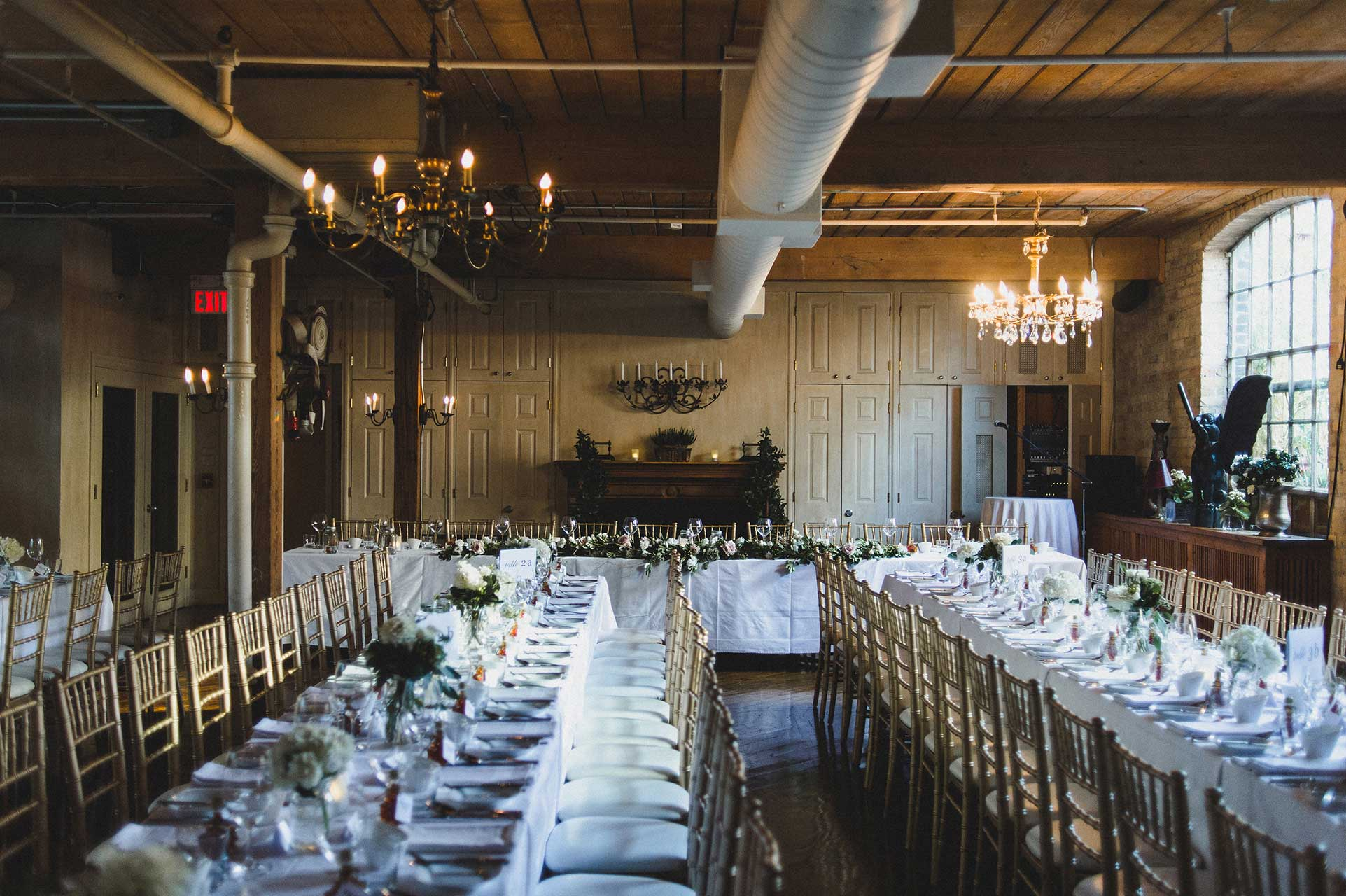 Unique Wedding Venues Massachusetts