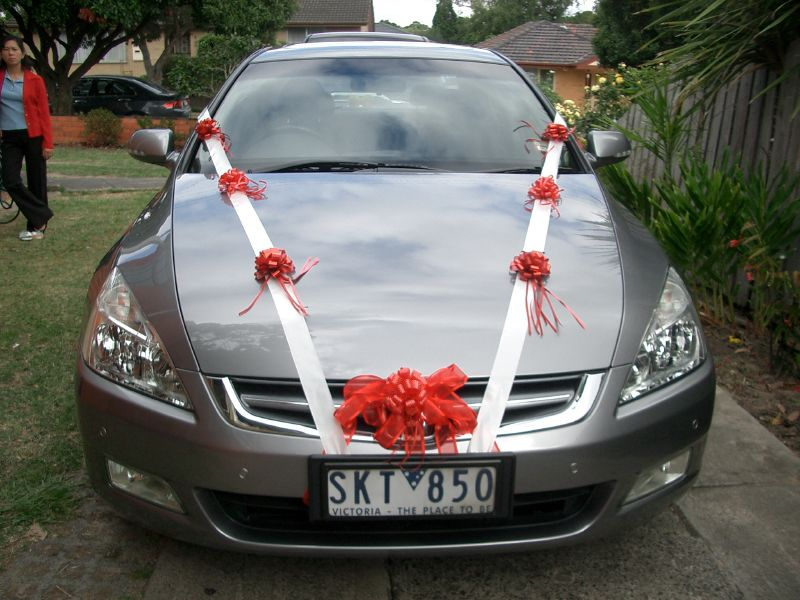 DIY Wedding Car Decoration Ideas  See Fun Ways To Decorate The Car That The Married Couple Will
