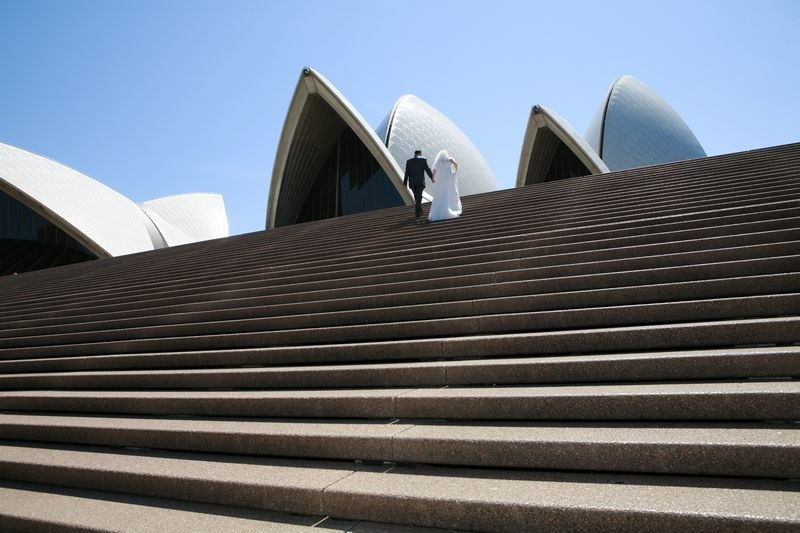 Weddings Abroad - weddingsabroad.com Sydney Opera House Wedding