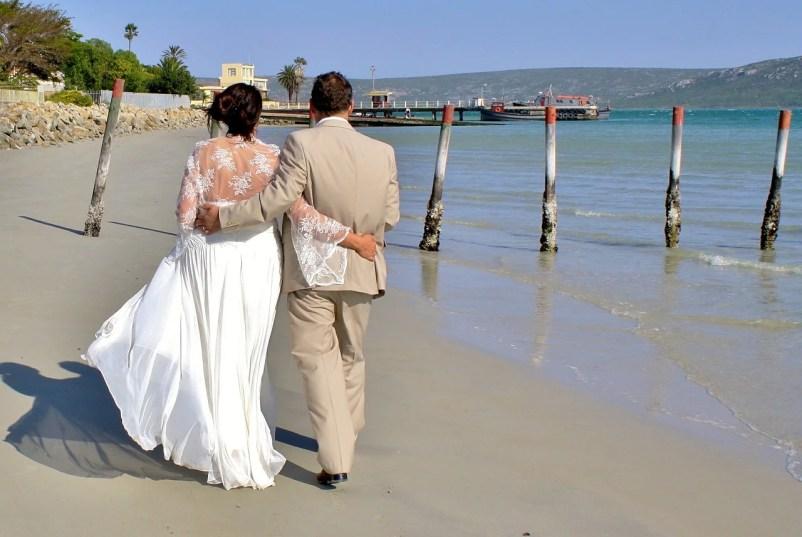 Destination Wedding Beach Couple WeddingsAbroad.com