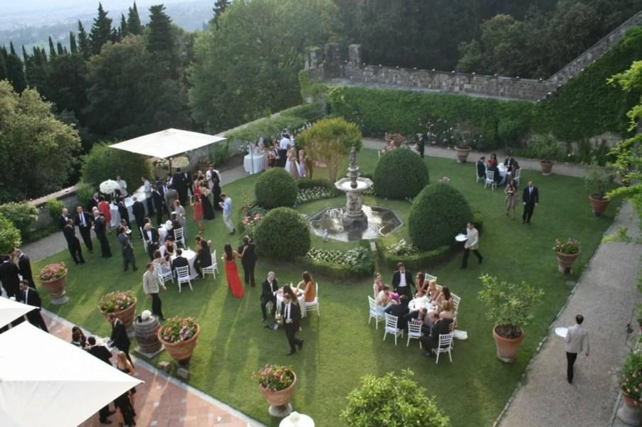 CASTELLO DI VINCIGLIATA Florence Firenze WeddingsAbroad.com