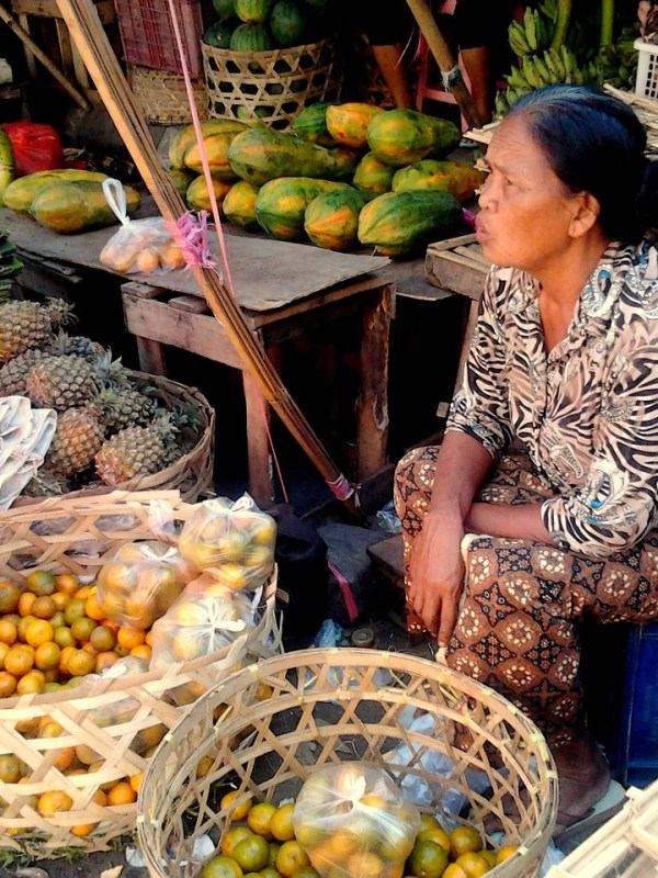 Indonesian Market