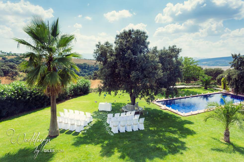 The Lodge Ronda - Weddings Abroad - WeddingsAbroad.com