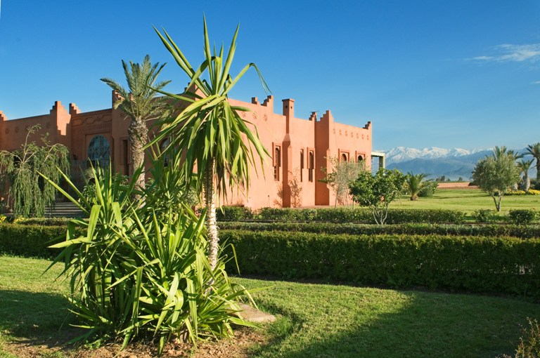 Villa Morocco - 4 Bed Luxury Villa in Marrakech, Morocco - WeddingsAbroad.com
