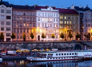 2 Bed Apt, Prague, Czech Republic